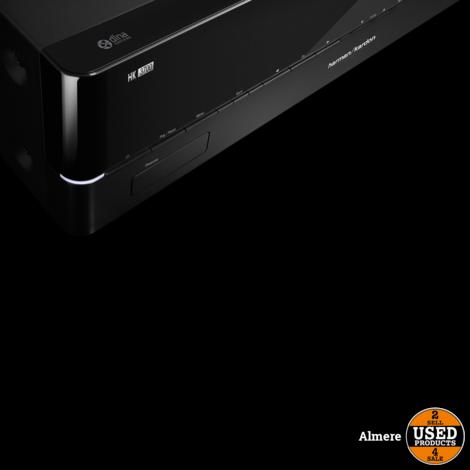 Harman Kardon HK 3700 170 Watt 2.1 Stereo Receiver Zwart | Nieuw in doos