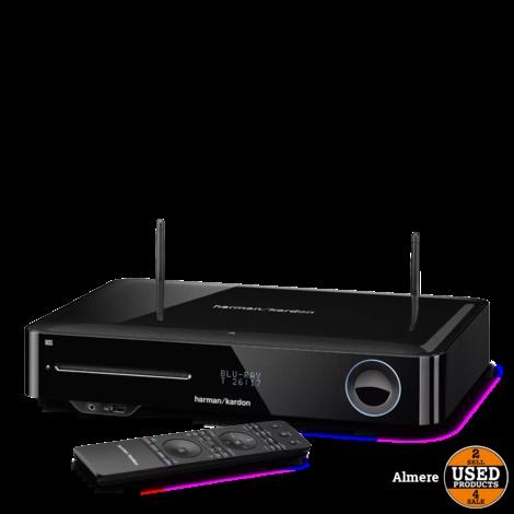 Harman Kardon BDS 280S 2.1 AV-receiver met 4K Blu-Ray speler Zwart | Nieuw in doos