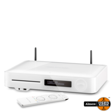Harman Kardon Harman Kardon BDS 280S 2.1 AV-receiver met 4K Blu-Ray speler Wit | Nieuw in doos