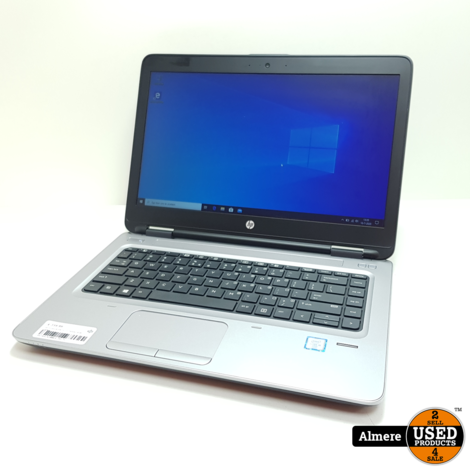 HP Probook 640 G2 i5 256SSD 8GB Laptop