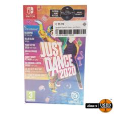 nintendo Nintendo Switch Game: Just Dance 2020