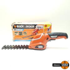 Black & Decker Black & Decker GSL700KIT Heggeschaar | Nieuwstaat