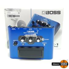 Boss VE-1 Vocal Echo Vocaal Effectpedaal | Nieuw