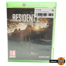 Microsoft Xbox one Game: Resident Evil 7