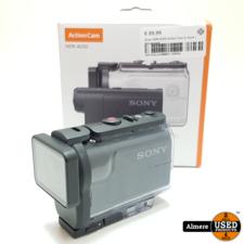 Sony Sony HDR-AS50 Action Cam in doos   Nieuwstaat