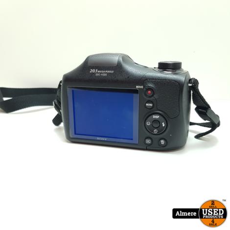 Sony Cybershot DSC-H300 20.1MP Camera