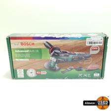 Bosch AdvancedMulti 18 zonder accu en lader | Nieuw