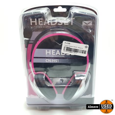 Canyon Headset CN-HS1 | Nieuw in verpakking