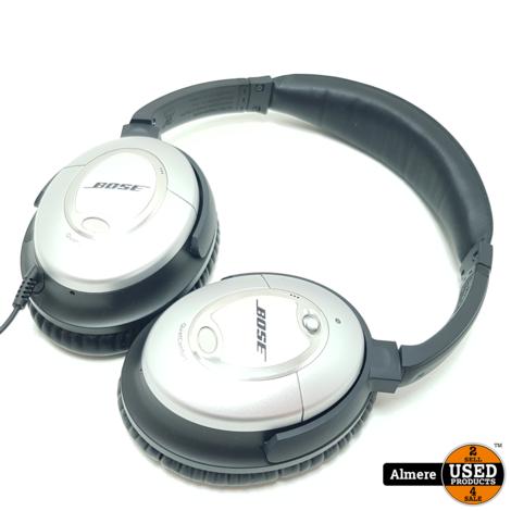 Bose Quietcomfort 15 in hoes | Nette staat