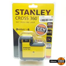 Stanley Stanley Cross 360 Kruislijn laser   Nieuw in verpakking