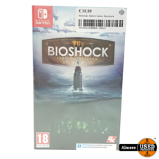 nintendo Nintendo Switch Game: Bioshock