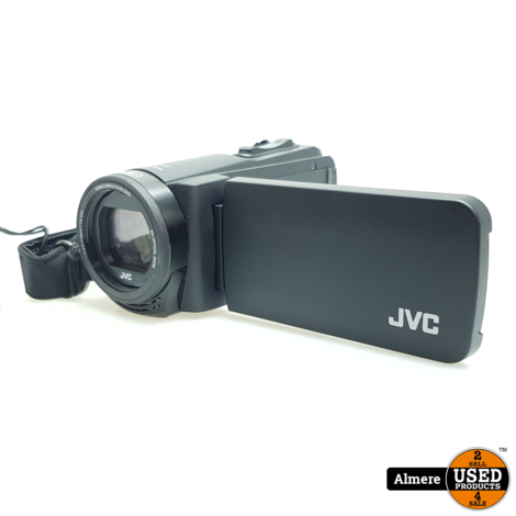 JVC GZ-R495BE Full HD Videocamera