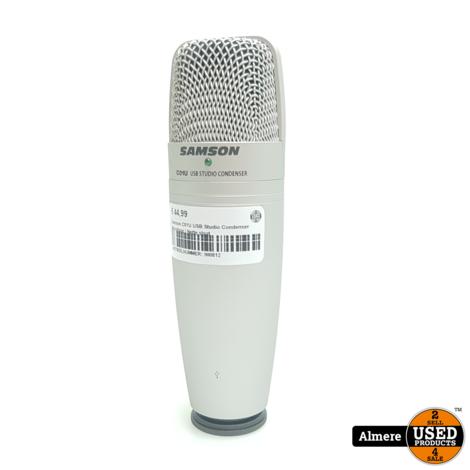 Samson C01U USB Studio Condenser Microfoon | Nette staat
