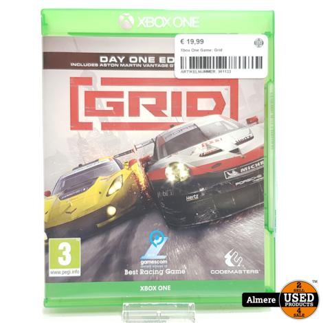 Xbox One Game: Grid