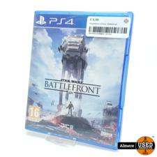 Playstation 4 Game: Battlefront