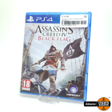Playstation 4 Game: Assassins Creed Black Flag