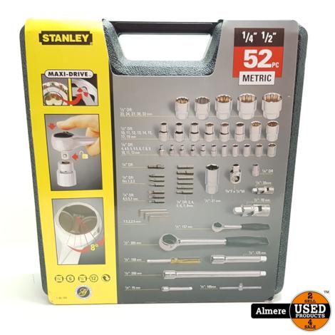 Stanley Maxidrive gereedschapset | Nieuw in doos