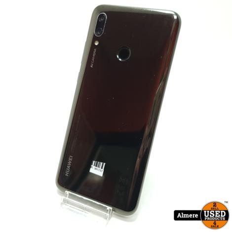 Huawei P Smart 2019 64GB Zwart Duos Sim