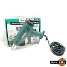 Parkside PHLG 2000 B1 Heteluchtpistool | Nieuwstaat