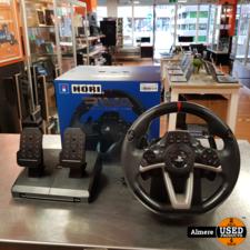 HORI RWA Racing Wheel Apex Stuur voor PS3/PS4