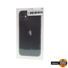 Apple iPhone 11 64GB Black | Nieuw uit Seal
