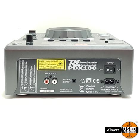 Power Dynamics Professional Audio PDX100 Mediaspeler Set