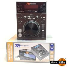 Power Dynamics Power Dynamics Professional Audio PDX100 Mediaspeler Set
