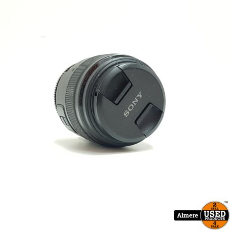 Sony DT 18–55 mm F3.5–5.6 SAM II   Nette staat