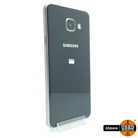 Samsung Galaxy A3 2016 16GB Zwart
