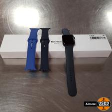 Apple Apple Watch Series 3 42mm Space Gray + Bon   Nette staat