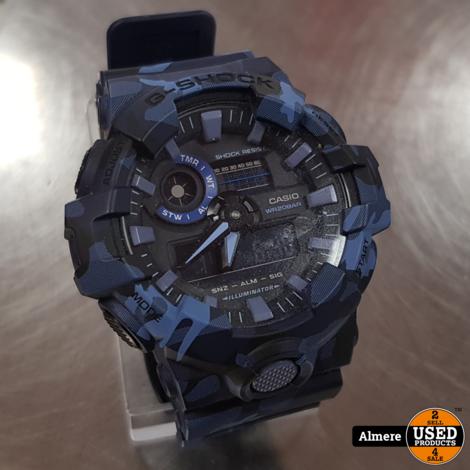 Casio G-Shock GA-700CM Horloge