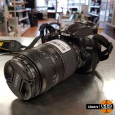 Nikon Nikon D5000 Tamron 70-300mm F/4-5.6 | Nette staat