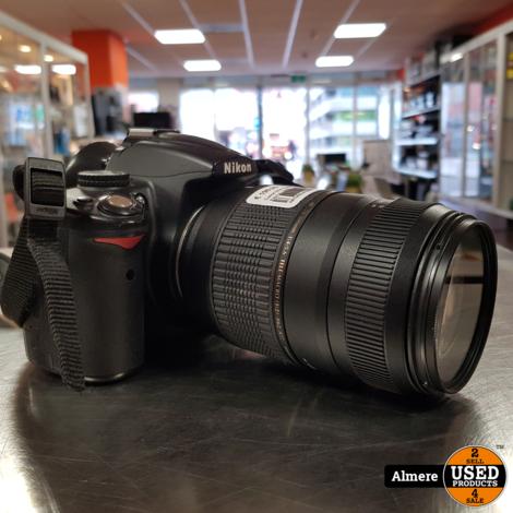 Nikon D5000 Tamron 70-300mm F/4-5.6 | Nette staat