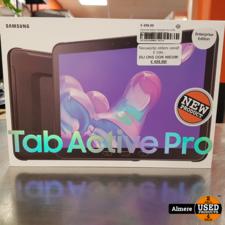Samsung Samsung Galaxy Tab Active Pro (LTE) Enterprise Edition 64GB Zwart | Nieuw in doos