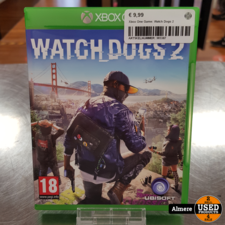 Microsoft Xbox One Game: Watch Dogs 2