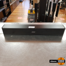 bose Bose Solo 5 TV Sound System Zwart | Nette staat