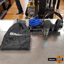 Presonus Presonus Studio Set USB 96/M7 MIC/HD7 koptelefoon