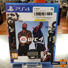 Playstation 4 Game: UFC 4