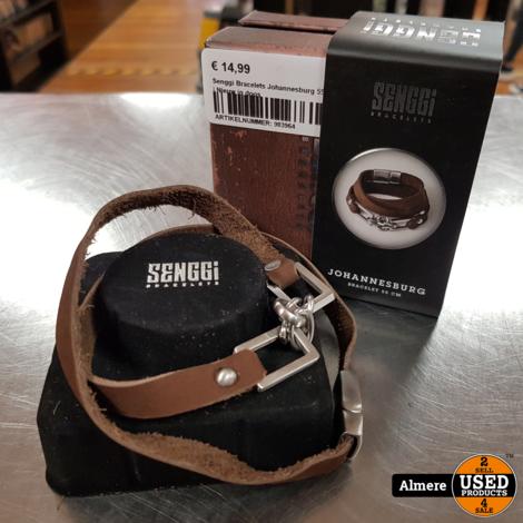 Senggi Bracelets Johannesburg 55cm | Nieuw in doos
