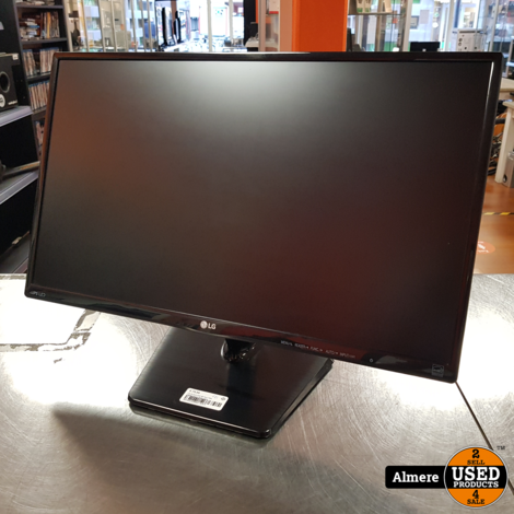 LG 24 Inch Full HD 5ms 75Hz 24MP47HQ-P | Nette staat