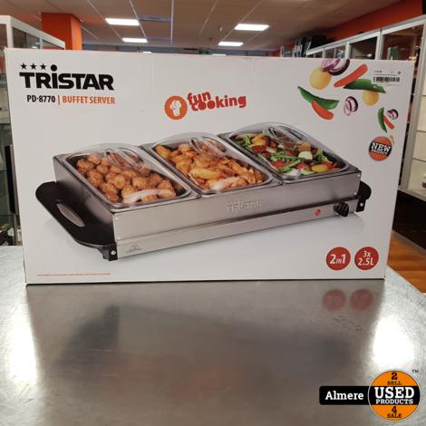 Tristar Buffetwarmer PD-8770 | Nieuw