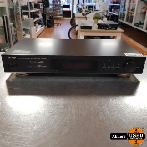 Denon TU-235RD AM-FM Stereo Tuner | Gebruikte staat