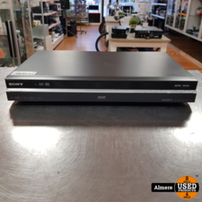 Sony Sony rdr-hx780 160GB HDD Recorder