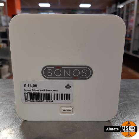 Sonos Bridge Multi Room Music System BR100