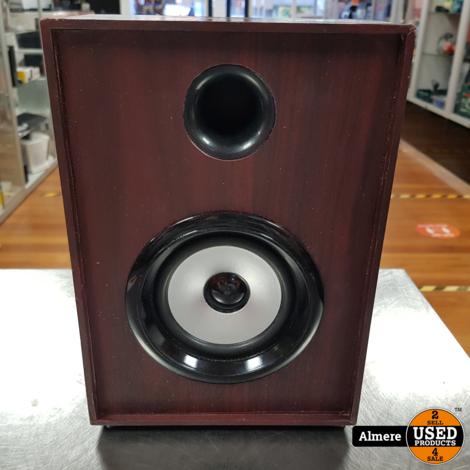 Bluetooth speaker hout imitatie