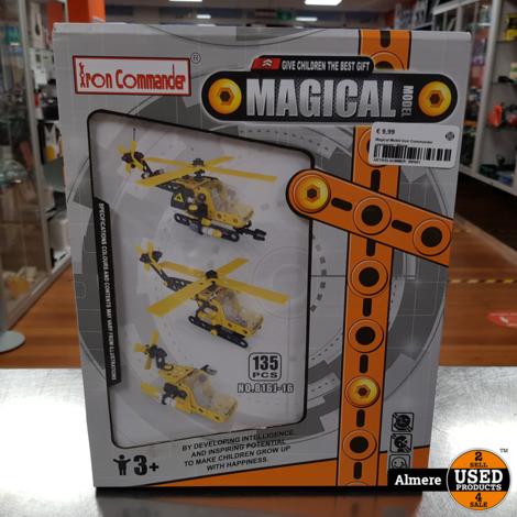 Magical Model Iron Commander speelgoed | Nieuw