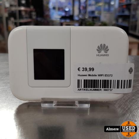 Huawei Mobile WIFI E5372