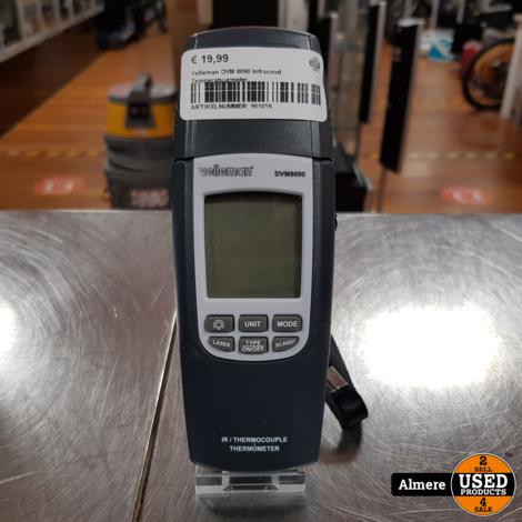 Velleman DVM 8090 Infrarood Temperatuurmeter