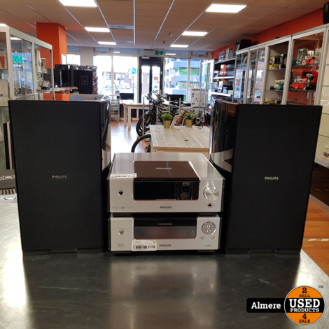 Philips MCD909 Audio/Video Home Theater | Nette staat