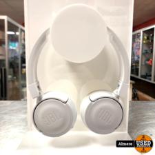 JBL JBL T450BT Draadloze on-ear hoofdtelefoon Wit